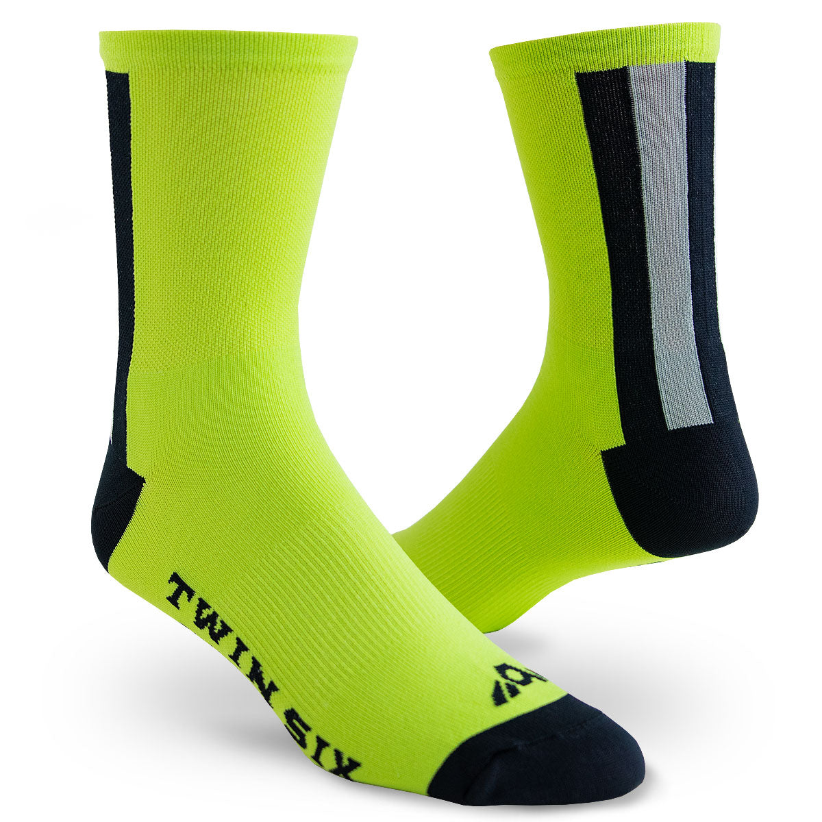 Mach 6 (YELLOW) Sock