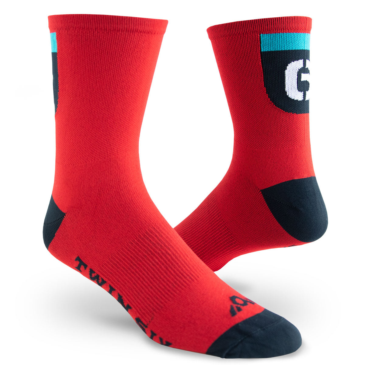 Motor Socks (TEAL)