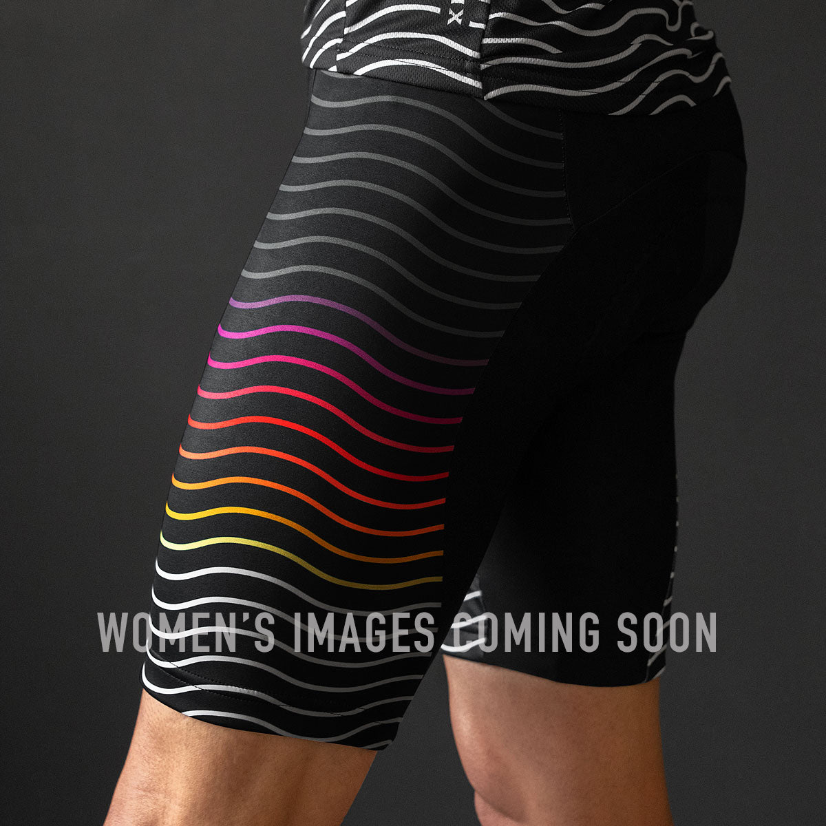 Rollers Bib Shorts (W) (BLACK)