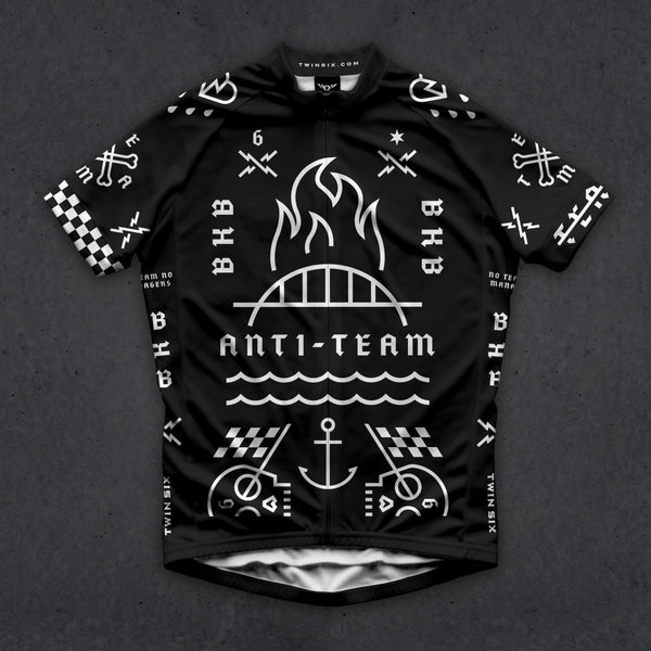 Women/'s Twin Six Anti-Team Short-Sleeve Jersey