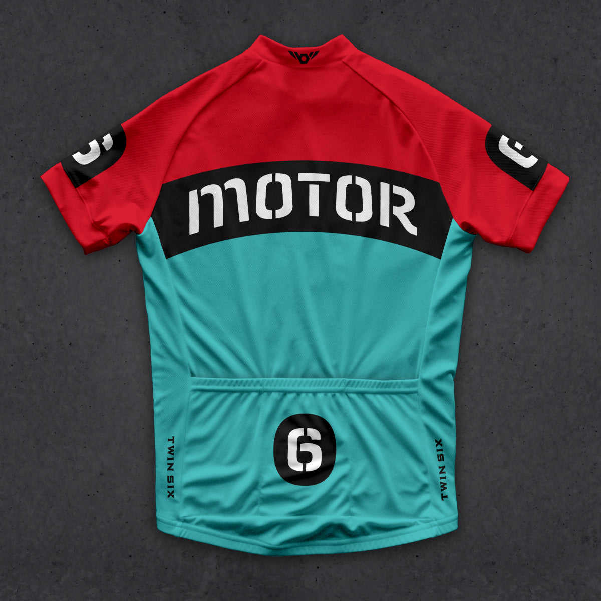 The Motor (TEAL)