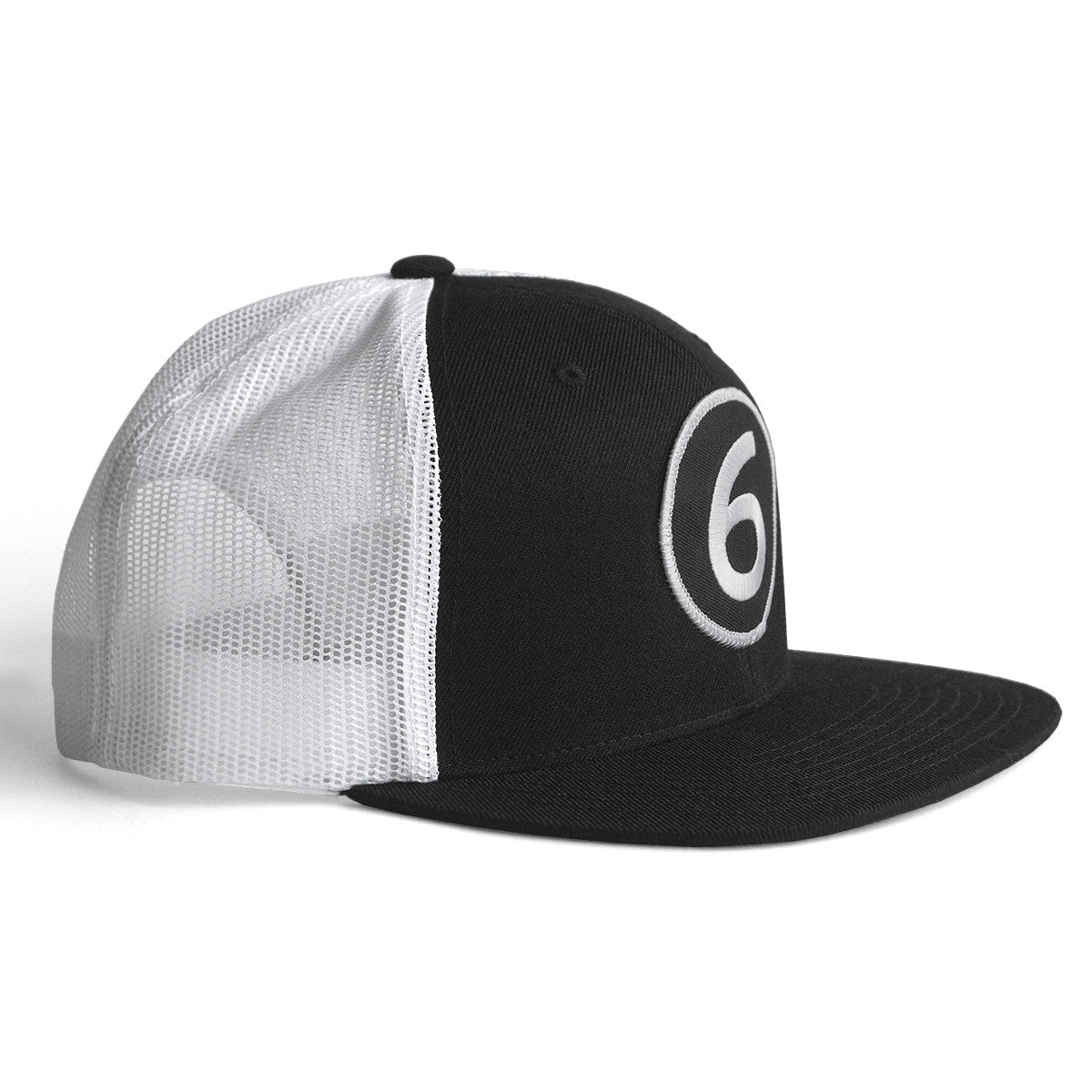 SIX Hat (BLACK)