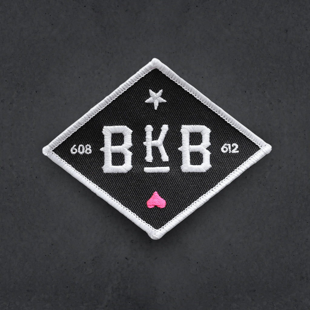 BKB Diamond Patch