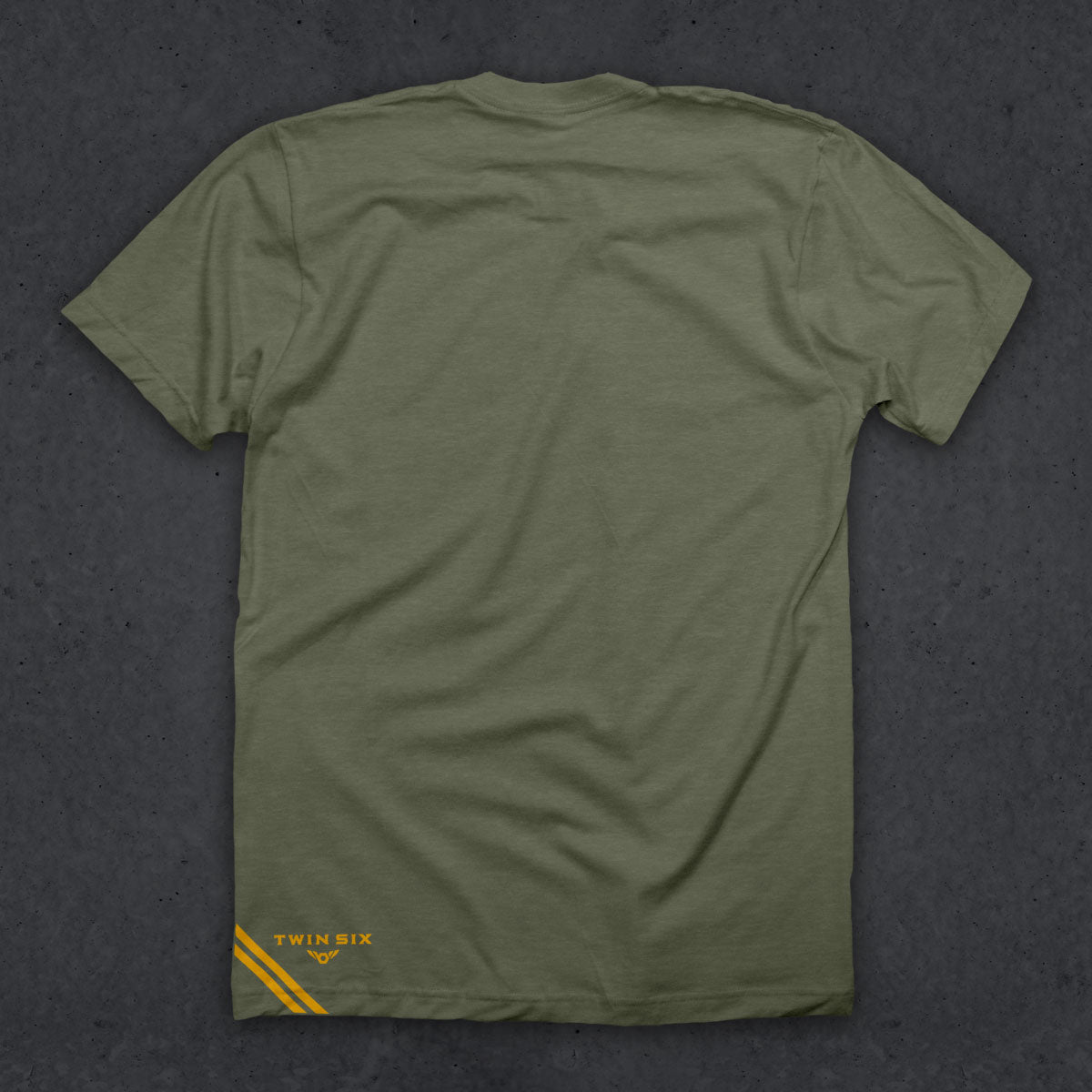 Classic Spring T (OLIVE)
