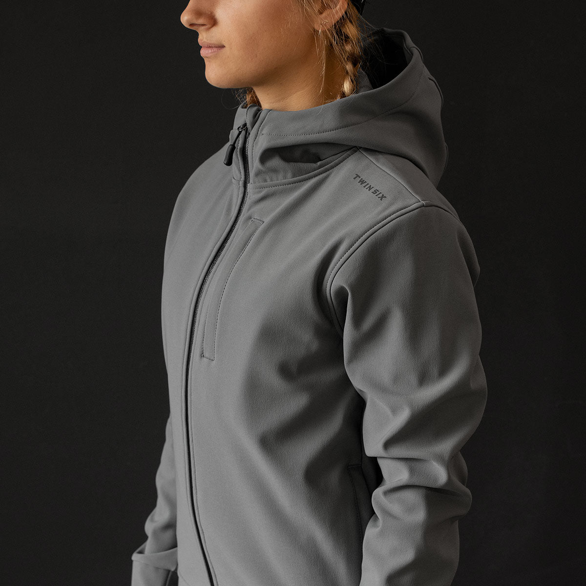Everyday Tech Hoodie (GRAY)