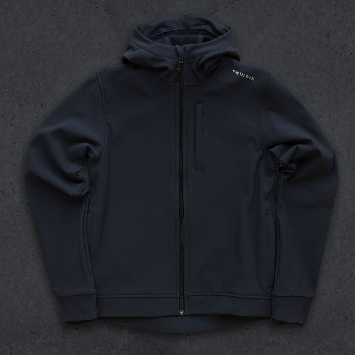 Everyday Tech Hoodie (NAVY)