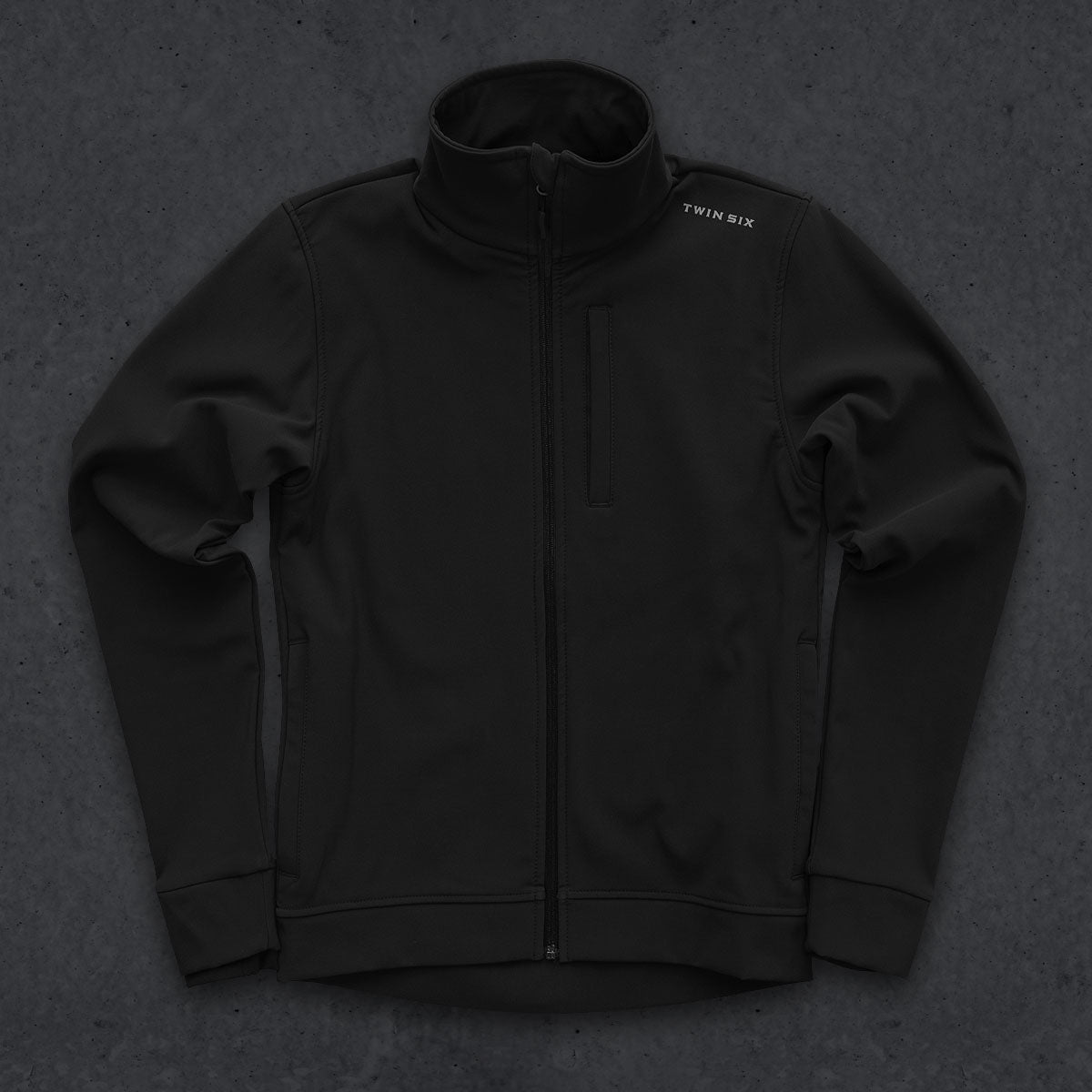 Everyday Tech Jacket (BLACK)
