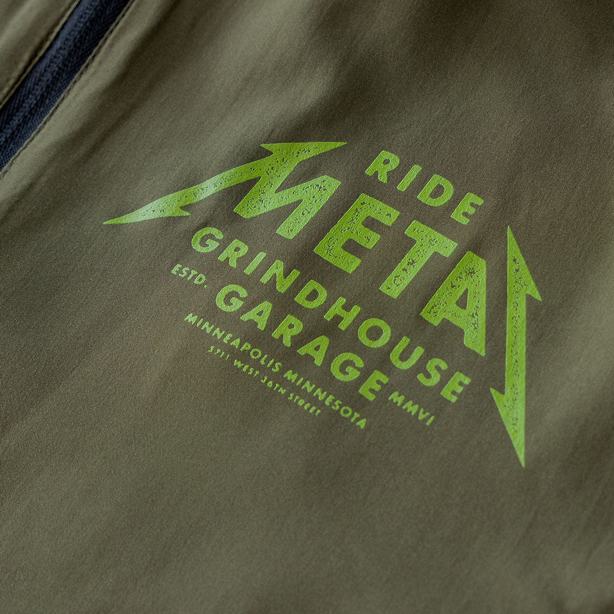 Ride Metal Anorak