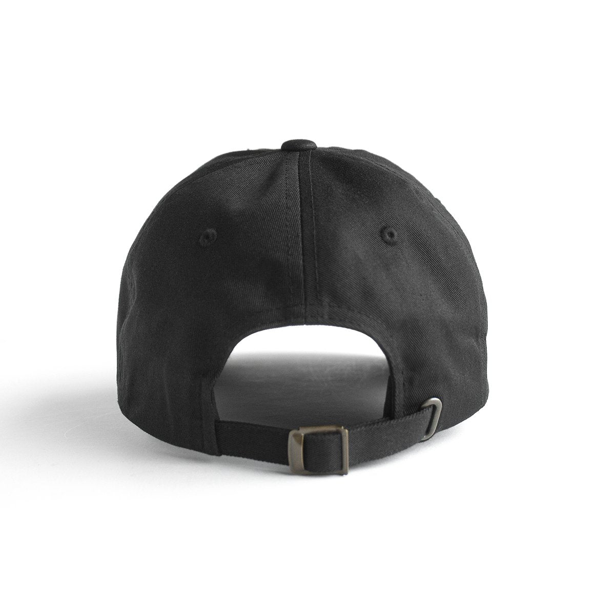 T6 House Dad Hat (BLACK)