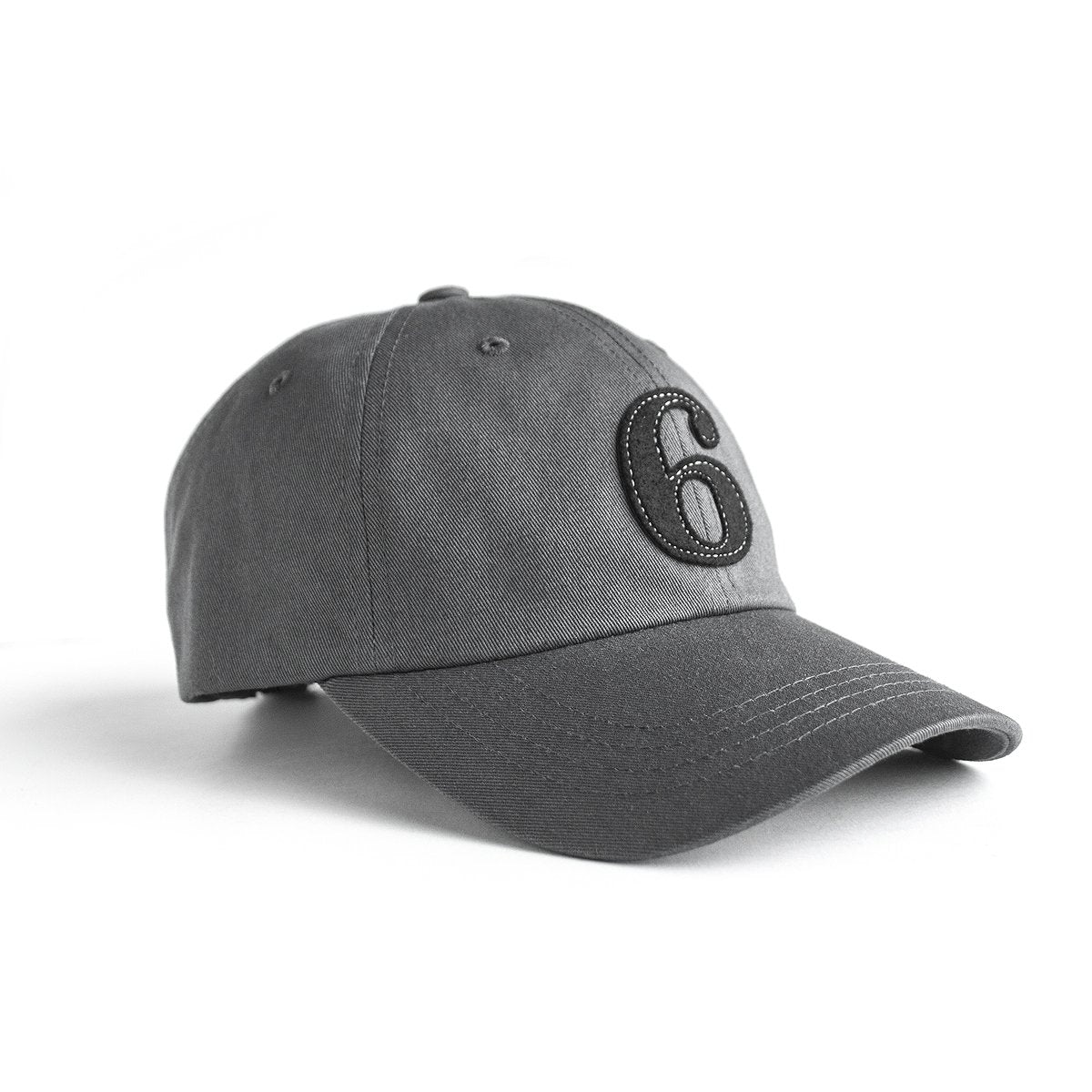 T6 House Dad Hat (GRAY)