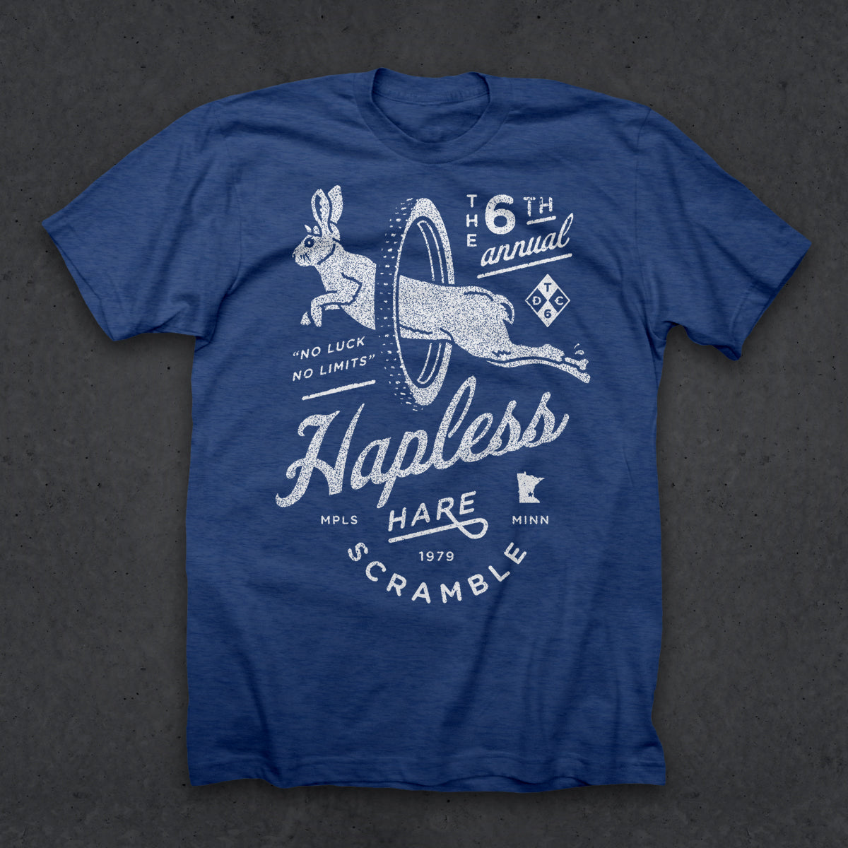 Hapless Hare T (Royal)