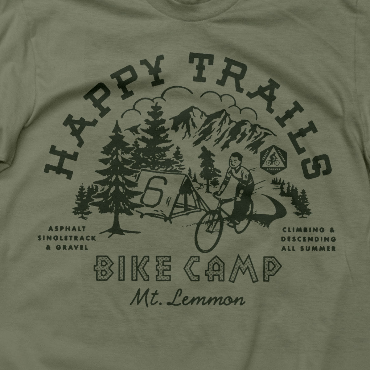 Happy Trails T (ARMY)