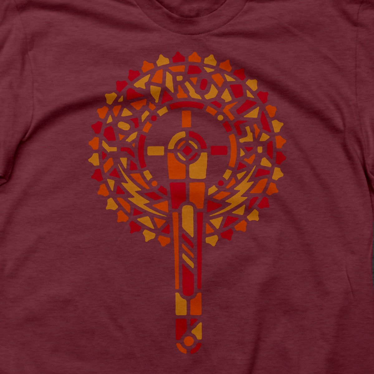 Holy Roller T (W) (RED)