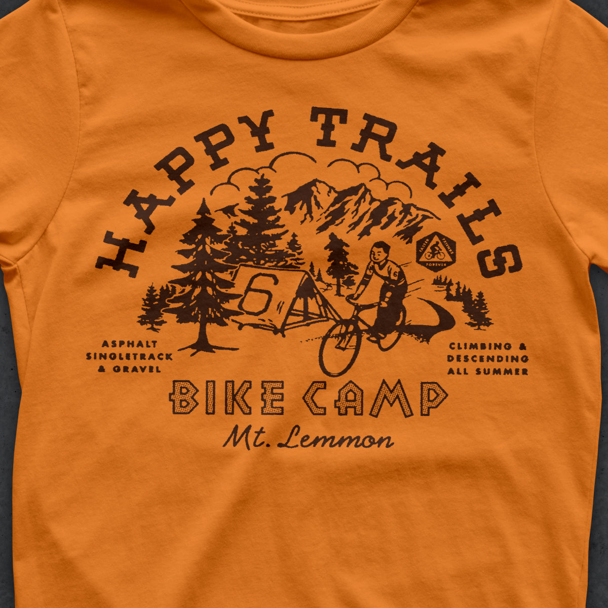 Happy Trails T (JR)