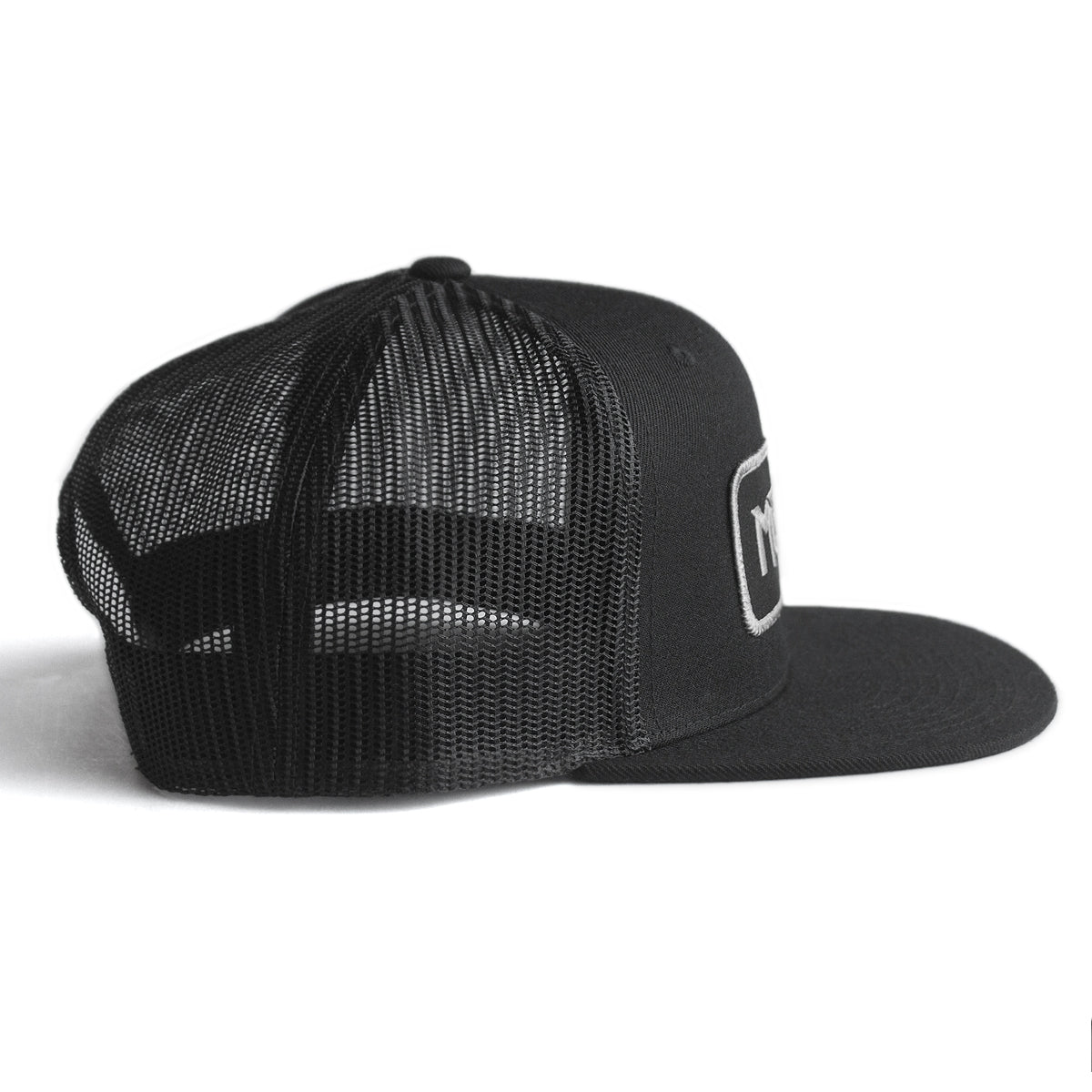 METAL Hat (BLACK)