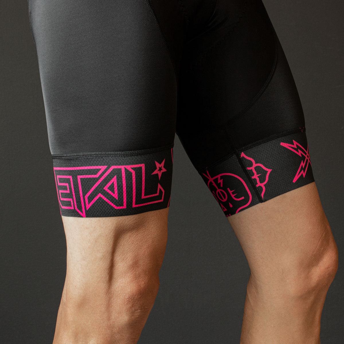 Metal Bib Short (Standard Race) (2020)