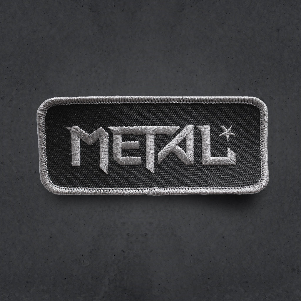 Metal Patch
