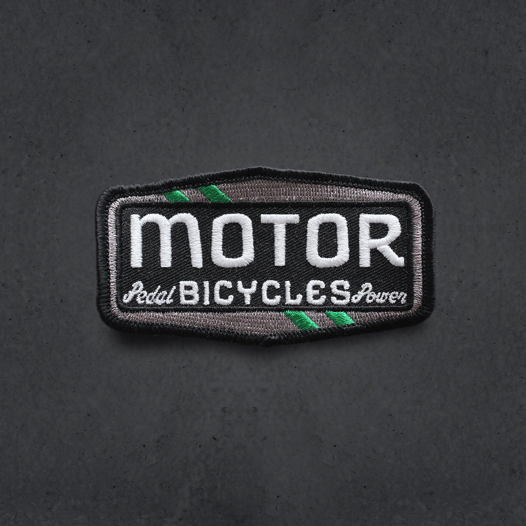 Motor Bicycles Patch