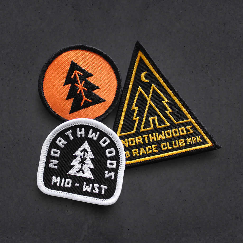 NWRC Forever North Patch Pack