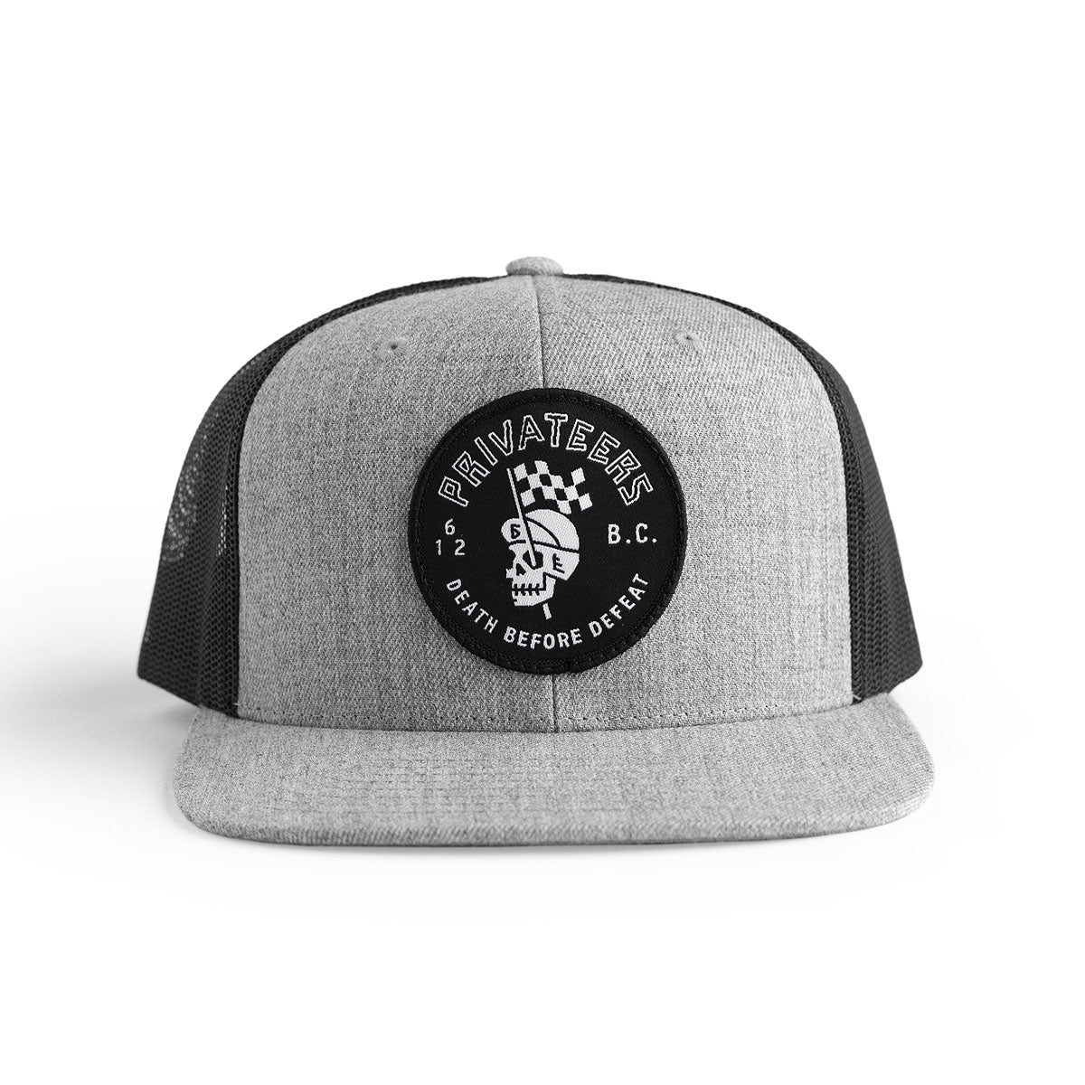 Privateers Hat (GRAY)