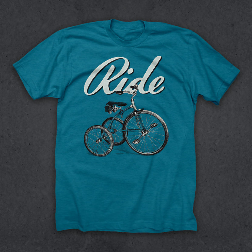 Ride T (BLUE)