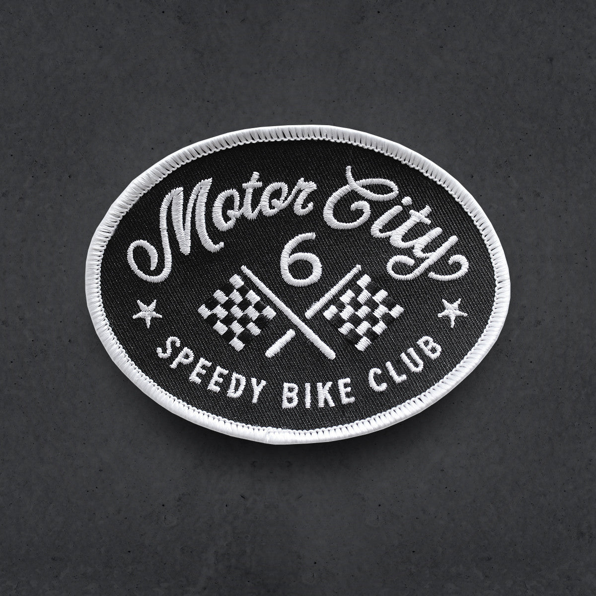 Speedy Motor City Patch