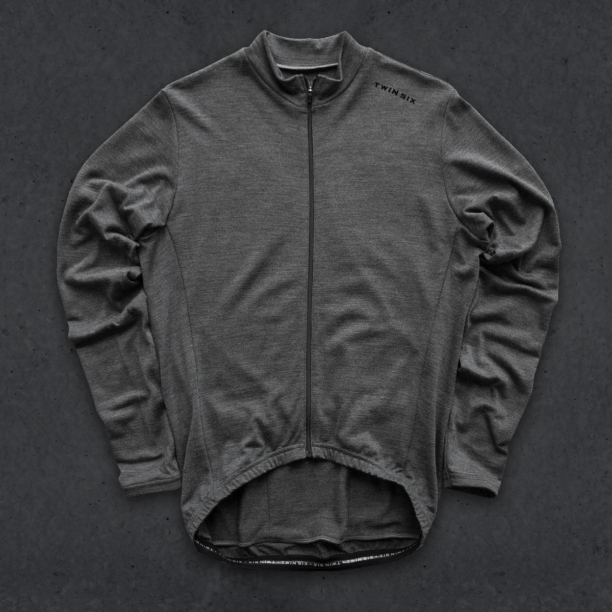The Standard (LS) (WOOL) (GRAY)