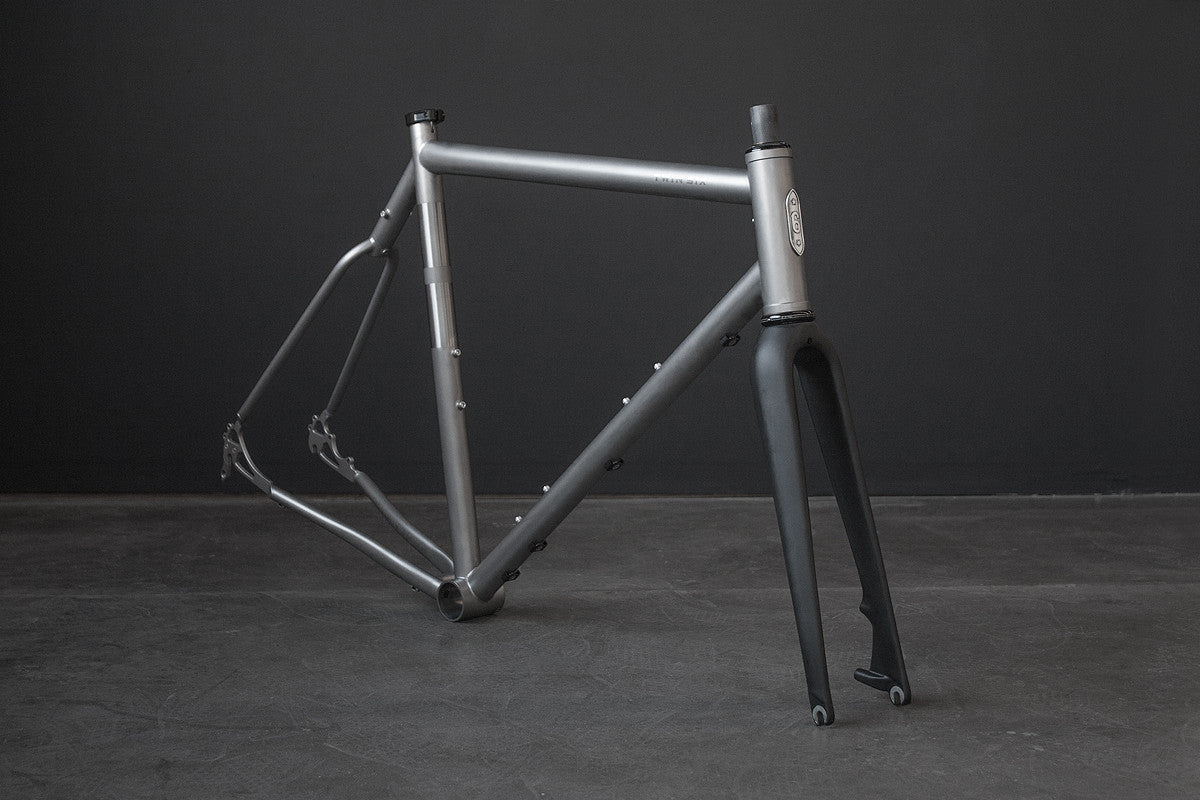 Standard Ti Rando Frame or Complete Build Options