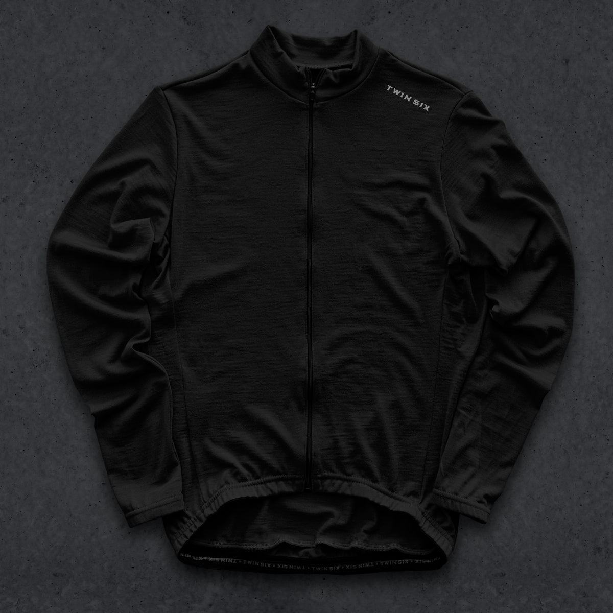 The Standard v2 (LS) (WOOL) (BLACK)