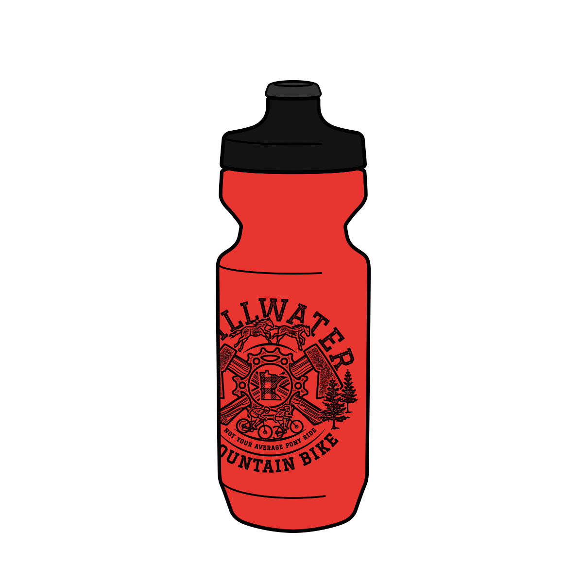 Stillwater MTB Bottle 22 oz.