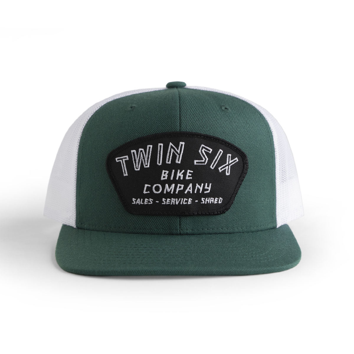 Twin Six Bike Co Hat (GREEN)