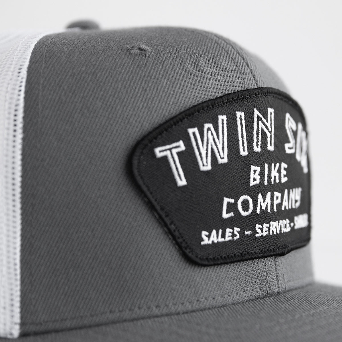 Twin Six Bike Co Hat (GRAY)