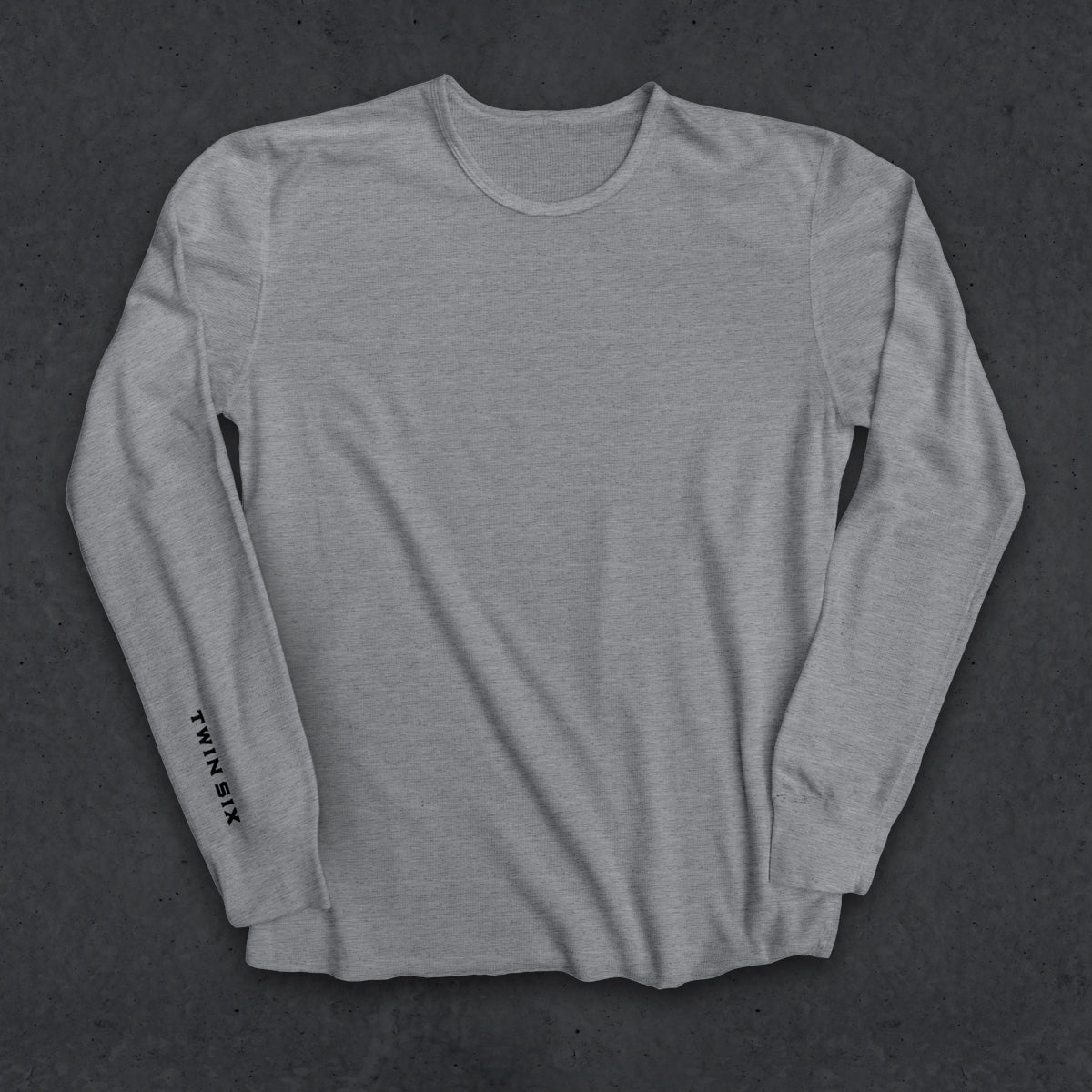 T6 Thermal (LS) (HEATHER GRAY)