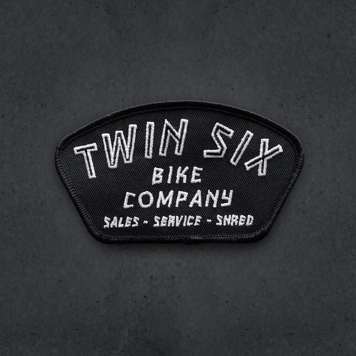 Twin Six Bike Co. Patch