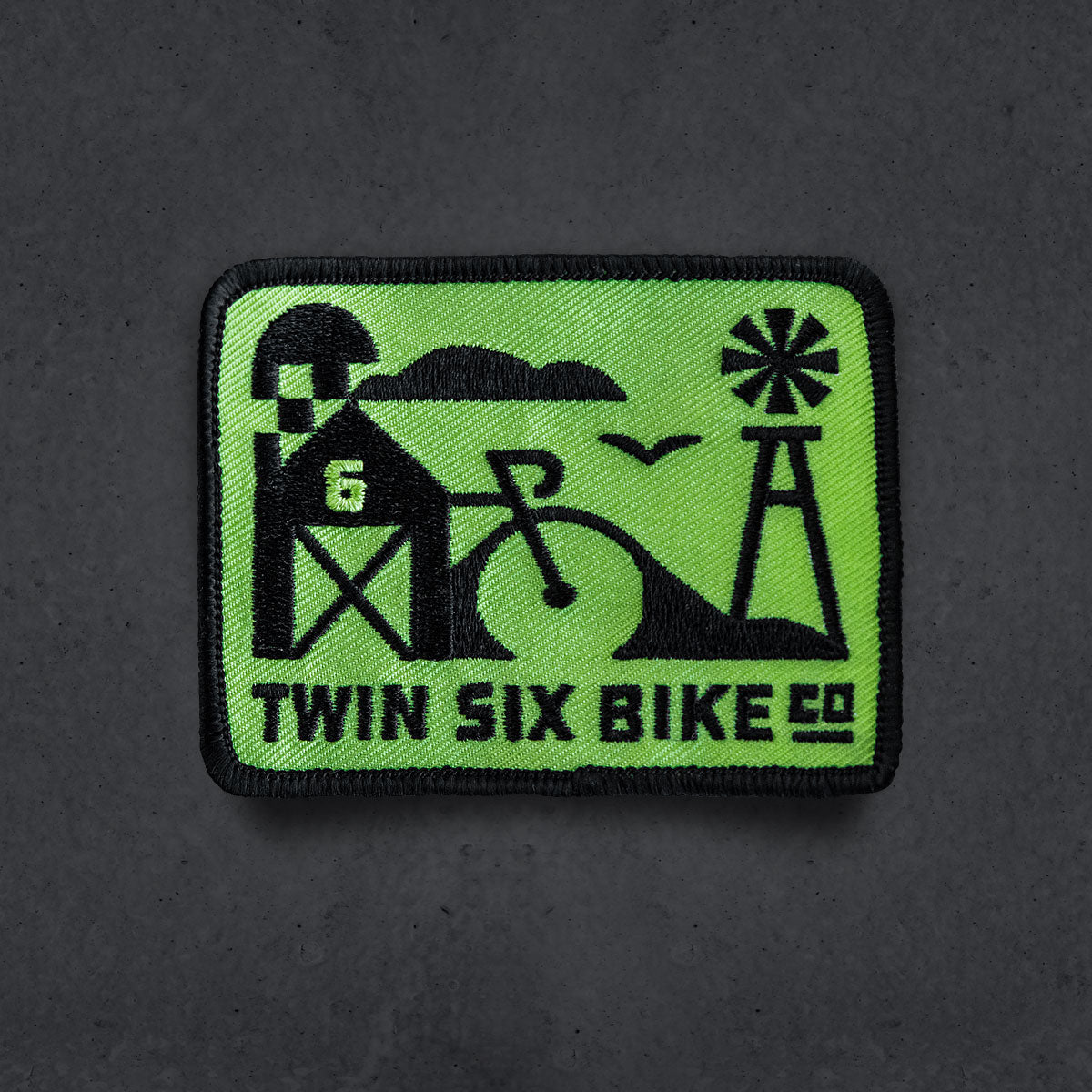 Bike Farm Patch