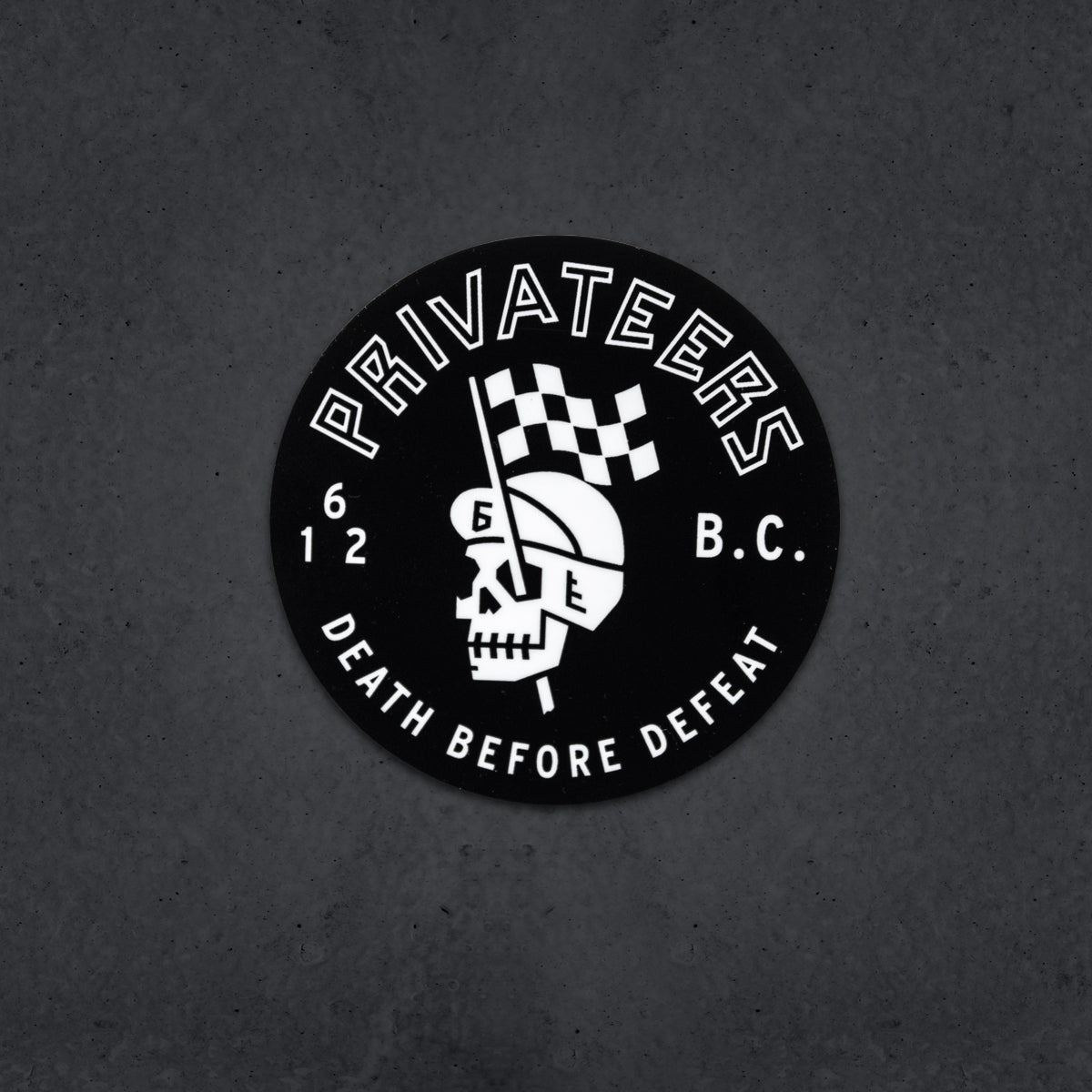 Privateers Sticker