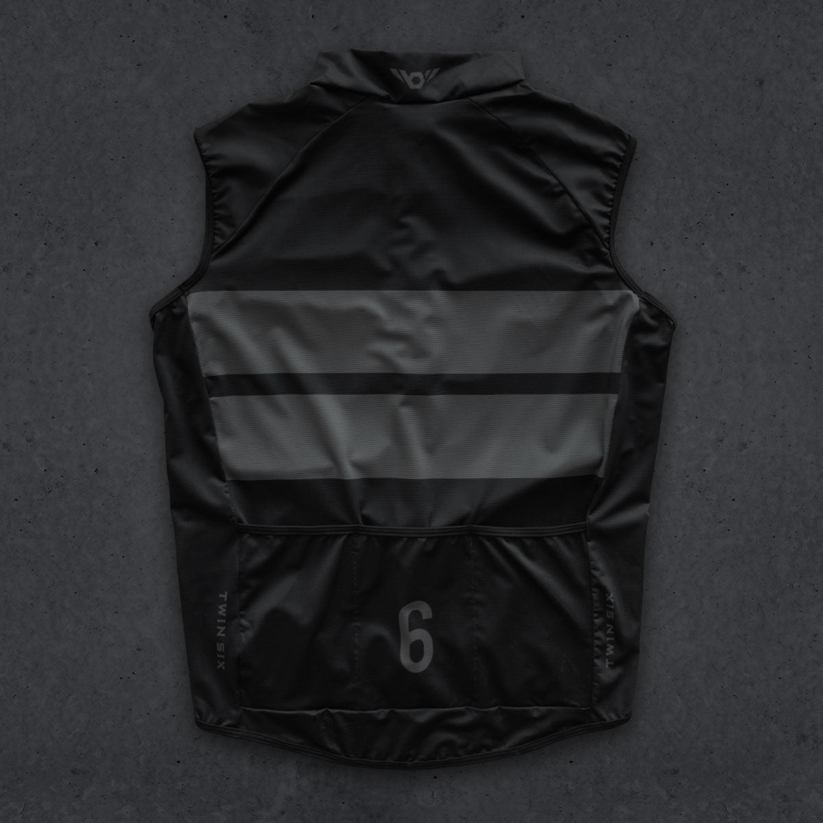 Forever Forward (GRAY) Wind Vest