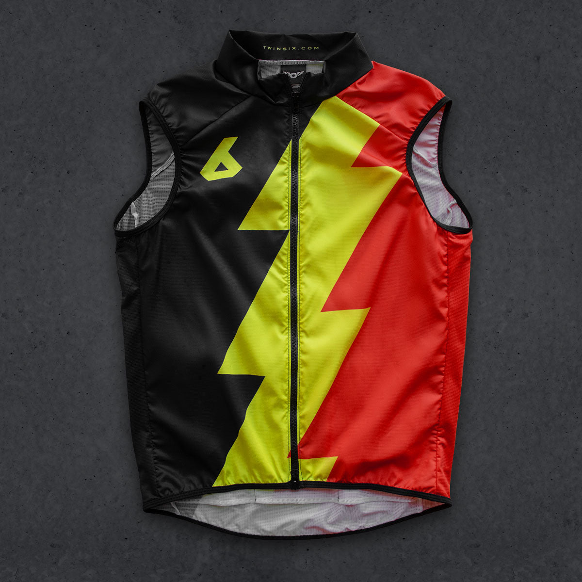 Supercharger Wind Vest