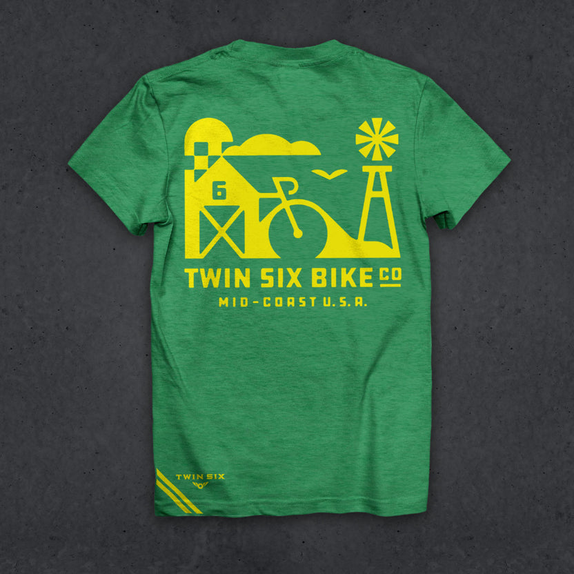 Bike Farm T (W) (GREEN)