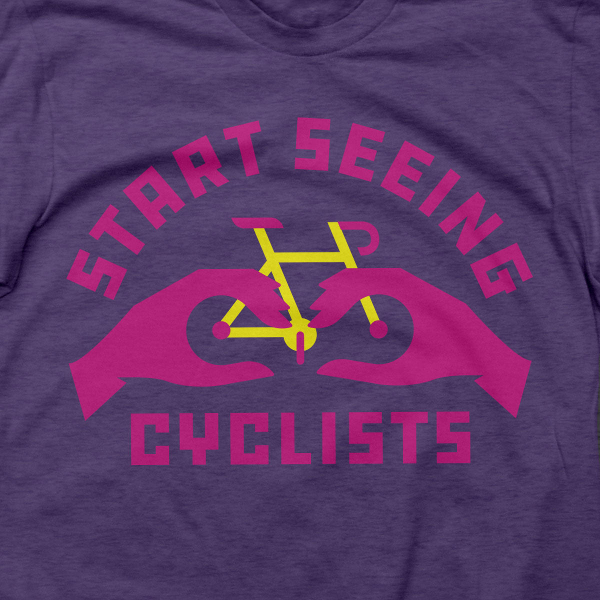 Start Seeing Cyclists T (W)