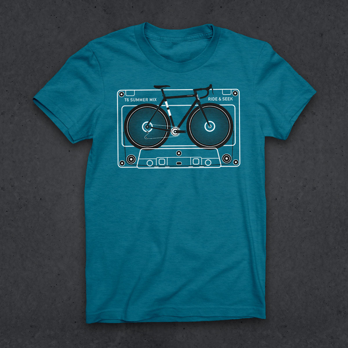 Summer Mix T (W) (TURQUOISE)
