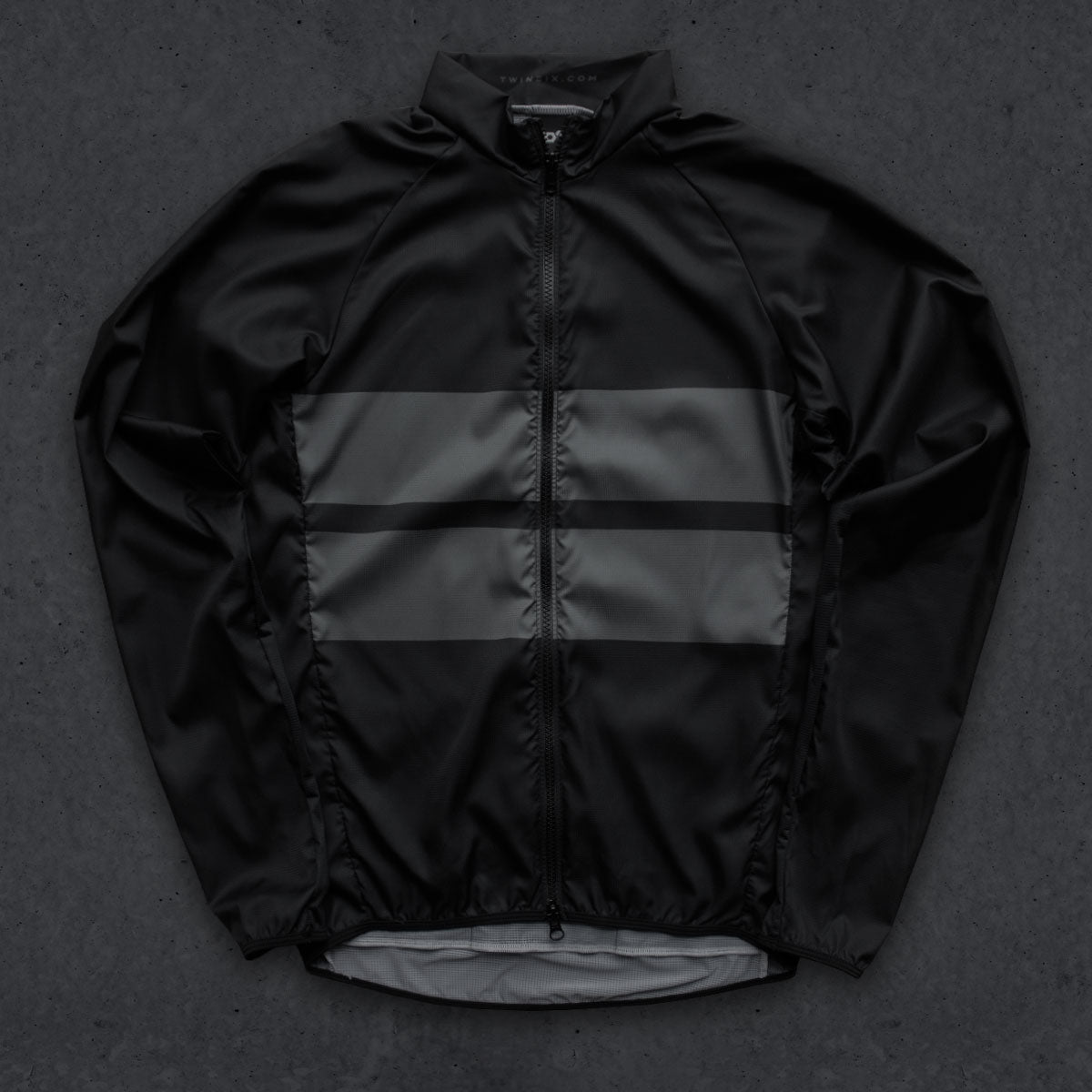 Forever Forward (GRAY) Wind Jacket