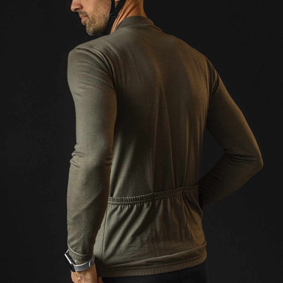The Standard (LS) (WOOL) (OLIVE)
