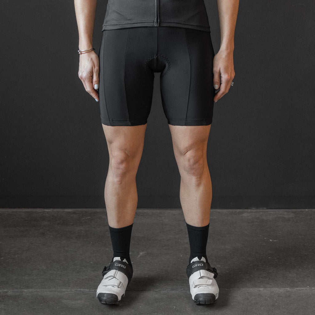 Black Short (W) (YOGA BAND)