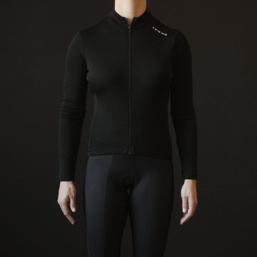 The Standard (LS) (WOOL) (BLACK)