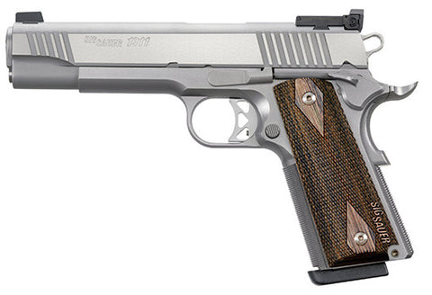 1911 TRAD MATCH ELITE 9MM SS