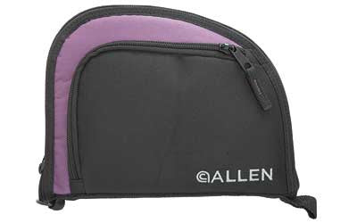 ALLEN AUTO-FIT HANDGUN CASE PURPLE