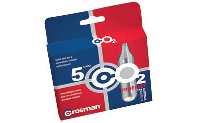 CROSMAN CO2 CARTRIDGE 5/CD