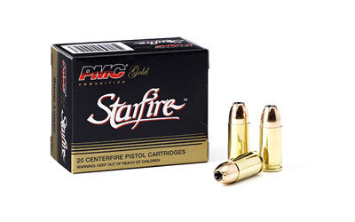 PMC STARFIRE 9MM 124GR HP 20/1000