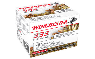 WIN 22LR 36GR CPR HP 333/3330